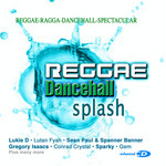 VARIOUS - Reggae Dancehall Splash (Front Cover)