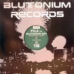 PILA vs BLUTONIUM BOY - Hardstyle Rockers (Front Cover)