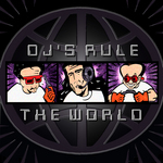 DJ'S RULES - The World (Front Cover)
