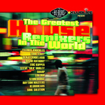 VARIOUS - The Greatest House Remixers In The World (Front Cover)