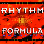 VARIOUS - Rhythm Formula: Volume Five - Absolute (Front Cover)