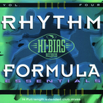VARIOUS - Rhythm Formula: Volume Four - Essentials (Front Cover)