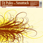 DJ PUKU feat SAXATTACK - Oriental Love (Front Cover)