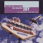 HORNBOSTEL, Christian feat BEVERLEY T - Joy (Front Cover)