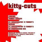 CHIKINKI - Assassinator 13 (Tomboy Remixes) (Front Cover)