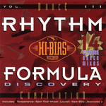 VARIOUS - Rhythm Formula: Volume Three - Discovery (Front Cover)