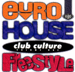 VARIOUS - Euro House Freestyle Club Culture (Front Cover)