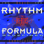 VARIOUS - Rhythm Formula: Volume Two - Redefined (Front Cover)
