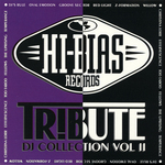 VARIOUS - Hi-Bias: Tribute - The DJ Collection Vol 2 (Front Cover)