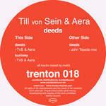 VON SEIN, Till & AERA - Deeds (Front Cover)