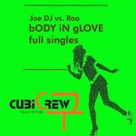 JOE DJ vs RAO - Body In Glove (Full Singles) (Front Cover)