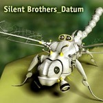 SILENT BROTHERS - Datum (Back Cover)