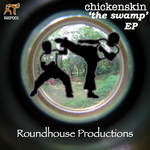 CHICKENSKIN - The Swamp EP (Front Cover)