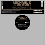 MICHAEL K/POMPILI - Dancefloor EP (Front Cover)