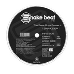 BASE BOYS, The - Snake EP (Front Cover)