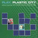 VARIOUS - Play. Plastic City (Front Cover)