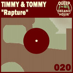 TIMMY/TOMMY feat NAT LEONARD - Rapture (Front Cover)