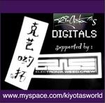 KI YOTA - New Edit (Front Cover)