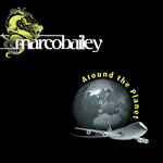 BAILEY, Marco - Around The Planet EP (Front Cover)