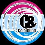 COLORBLIND ALL STARS - Ordinary Culture Bound EP (Front Cover)