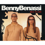 BENASSI, Benny presents THE BIZ - Able To Love (Front Cover)