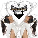 DHANY - Miles Of Love (Front Cover)
