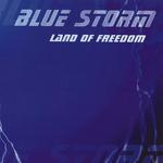 BLUESTORM - Land Of Freedom (Back Cover)