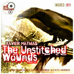 MATHIAS, Xavier - The Unstitched Wounds (Front Cover)
