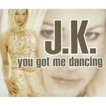 JK - You Got Me Dancing (Back Cover)