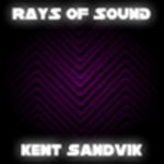 SANDVIK, Kent - Rays Of Sound (Front Cover)