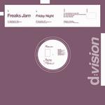 FREAKS JAM - Friday Night (Back Cover)