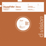 HOUSEFELLER feat CHRISTINE MORE - Mama EP (Back Cover)