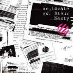 RE LOCATE vs STEUR - Nasty (Front Cover)