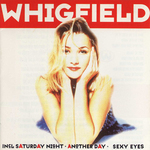 WHIGFIELD - Whigfield (Front Cover)