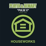 PLAYER/REMADY - Pulse X (Front Cover)