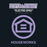 PLAYER/REMADY - Electro EP #2 (Front Cover)