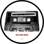 MIKDAT vs AFRILOUNGE - We Are Here (Front Cover)