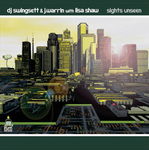 SWINGSETT/J WARRIN/LISA SHAW - Sights Unseen (Front Cover)