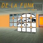 DE LA FUNK - De La Funk EP Vol 1 (Front Cover)