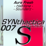 AURA FRESH - Sounderz (Front Cover)