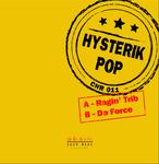 HYSTERIK POP - Hysterik Pop EP 1 (Front Cover)