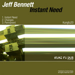 BENNETT, Jeff - Instant Need (Front Cover)