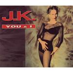 JK - You & I (Front Cover)