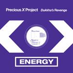 PRECIOUS X PROJECT - Dukkha's Revenge (Front Cover)