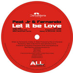 PEAT JR/FERNANDO - Let It Be Love (Front Cover)