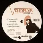 VOLKSMUSIK - Secret Girl EP (Front Cover)