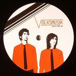VOLKSMUSIK - Secret Girl EP (Back Cover)