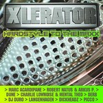 VARIOUS - XLerator: Hardstyle To The Maxx (Front Cover)