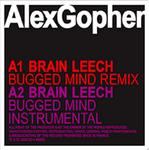 GOPHER, Alex - Brain Leech (Back Cover)