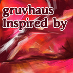 GRUVHAUS - Inspired By (Front Cover)